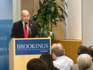 Amb. Lukman Faily at the Brookings Intistute