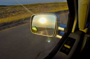 The_view_through_my_rearview_side_mirror